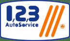 Logo 1 2 3 autoservice